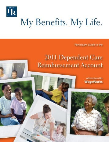 My Benefits. My Life. - Duke Human Resources