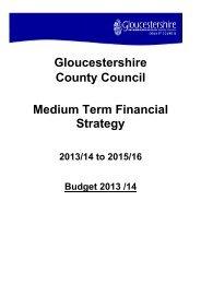 Agenda item 4 - MTFS (Final) Cab 070213 , item 9. PDF 1 MB