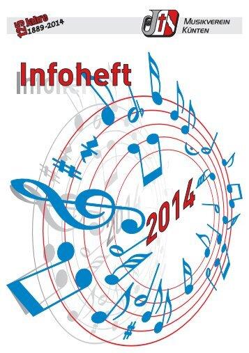Infoheft 2014