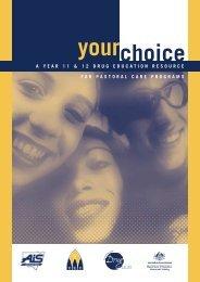 Your Choice - Catholic Education Commission of NSW