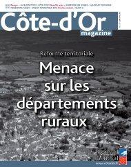 Janvier/Février 2013 en PDF - Conseil Général de la Côte-d'Or