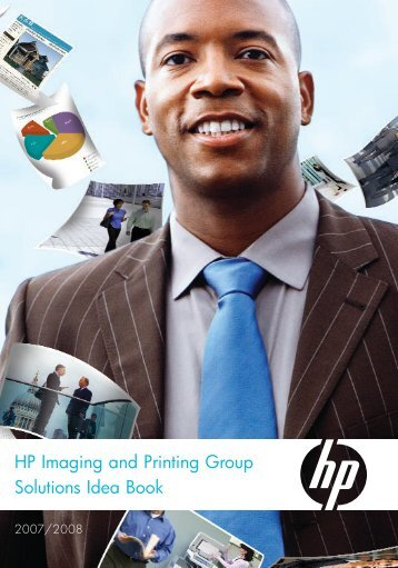 HP Imaging and Printing Group Solutions Idea Book