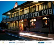 [pdf ] 2715 KB - Tourism Western Australia