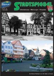Stadtspiegel Nr. 118 - CDU Büren