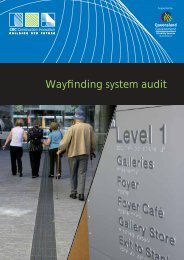 Wayfinding system audit - Department of Housing and Public Works ...