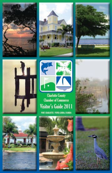 Visitor's Guide 2011 - Charlotte County Chamber of Commerce