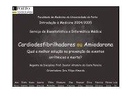 Abrir apresentação - Medicina - Universidade do Porto