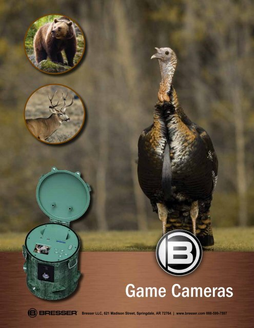 Game Cameras Bresser