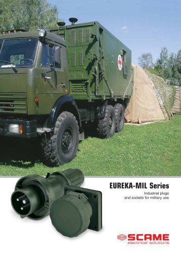 EUREKA-MIL Series - Scame Parre S.p.A.
