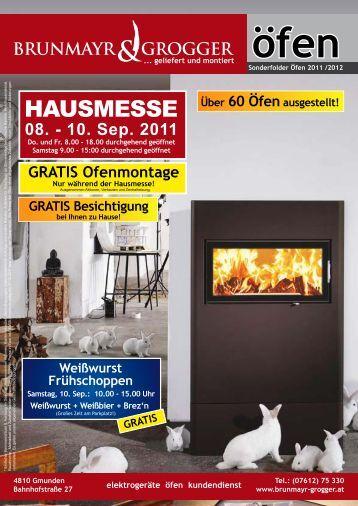 HAUSMESSE - Brunmayr & Grogger