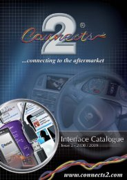 Steering Control & Display Interfaces