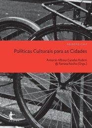 Políticas Culturais para as Cidades