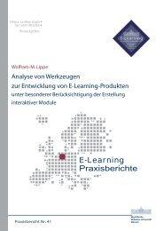 Praxisbericht 41 - ERCIS
