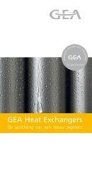 GEA Heat Exchangers - GEA Happel Belgium