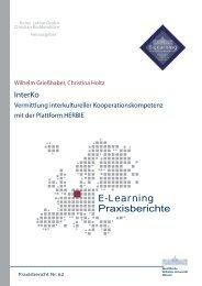 Praxisbericht 62 - ERCIS - European Research Center for ...