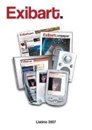 Listino PREZZI 2007.qxd - Exibart