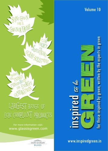 Download - Inspired to be Green