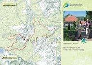 Warndt-Wald-Weg - Regionalverband Saarbrücken