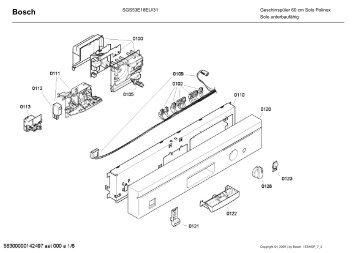 geschirrsp ler vollintegrierbar euro norm 60 cm. Black Bedroom Furniture Sets. Home Design Ideas