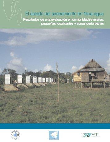 El estado del saneamiento en Nicaragua - WSP