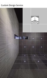 Custom Design Service - Mosa