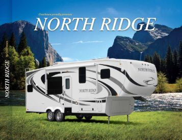 NORTH RIDGE Coachmen Proudly Presents By Coachmen