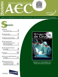 aquetación 1 - AEC_____Asociación Española de Cirujanos
