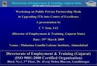 Final PPP Presentation at MGLI in .pdf form dated ... - Talim Rojgar
