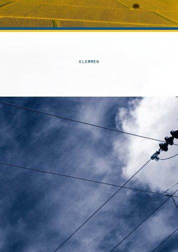 Klemmen/Terminals - Elec.ru
