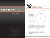Designed to maximize the performance of the Viper PST 1 ... - Dharkon