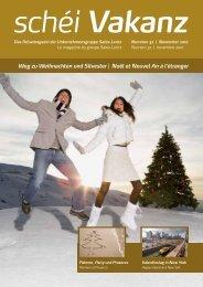 Weg zu Weihnachten und Silvester | Noël et Nouvel ... - Sales-Lentz