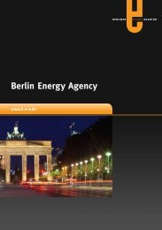 Image brochure for download - Berliner Energieagentur