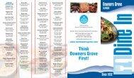 Downers Grove Economic Development
