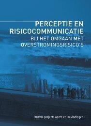 Brochure PROmO - 'Perceptie en ... - Leven met Water
