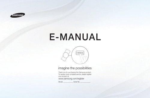 E-MANUAL - Big Brown Box