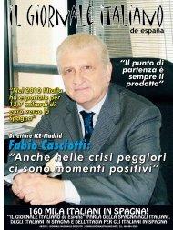 in spagna - Il Giornale Italiano