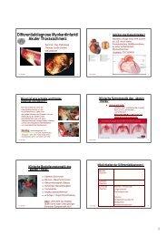 Herzinfarkt - Differentialdiagnose - echsi.de