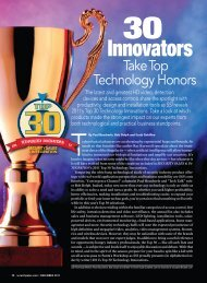 View the 2011 Technology Innovations PDF. - Security Sales ...