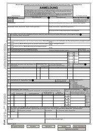 Anmeldung bei der Meldebehörde - Gemeinde Lichtenwald