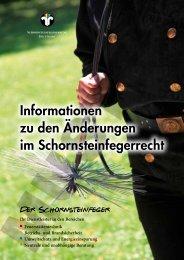 Informationen zu den Änderungen im ... - Unser Betrieb