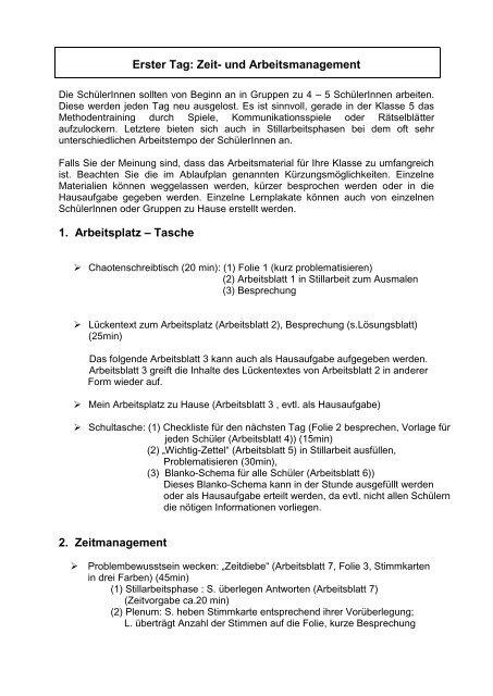 Jgst 5 Städtisches Gymnasium Wermelskirchen