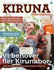 Kiruna Information_nr 3_2013