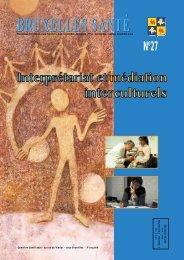 Bruxelles Santé n° 27 - 09/10/11 2002 - Question santé