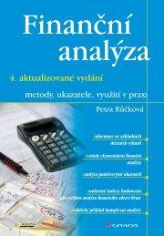 Nahlédnout do Finanční analýza