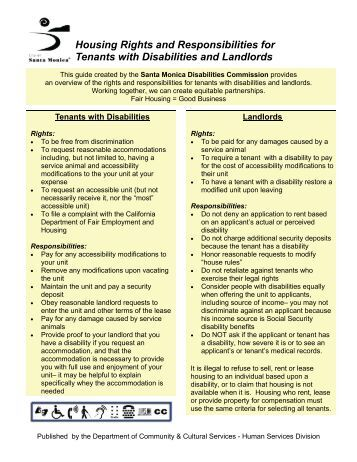 fair housing act of 1988 pdf
