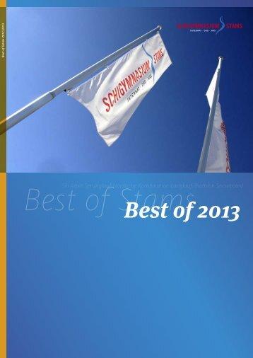 Best of 2013 - Schigymnasium Stams