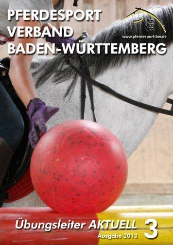S1. Seite ÜL-A_3.13 - Pferdesportverband Baden-Württemberg