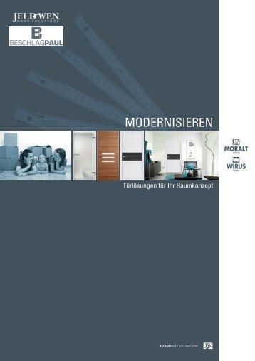 Renovierung - Beschlag Paul GmbH