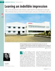 GÜDEL Company Profile