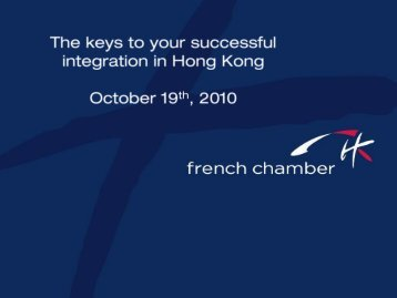 French Chamber of Commerce and Industry in Hong Kong